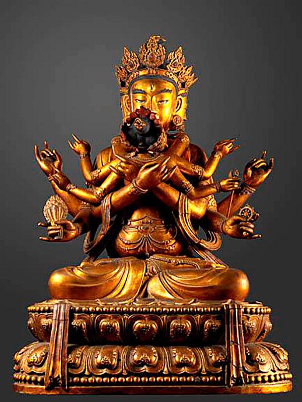 Nepalees beeldje
