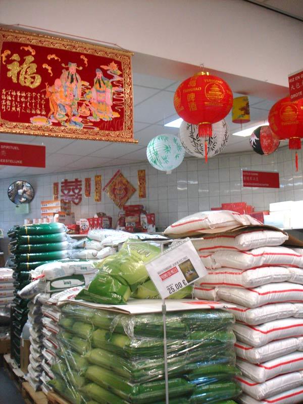 Chinese winkel