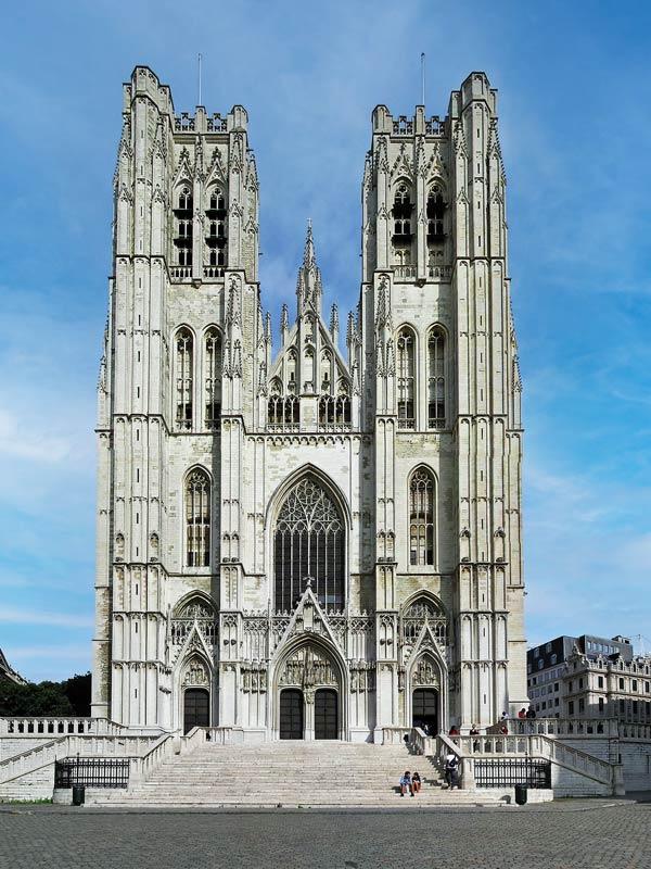 St.-Goedelekathedraal