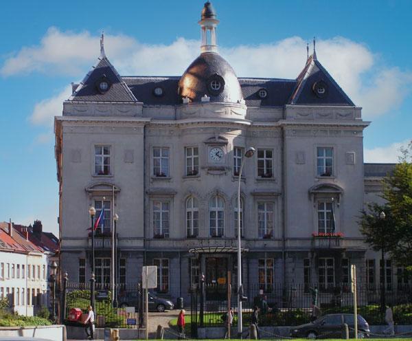 Gemeentehuis Sint-Joost-Ten-Node