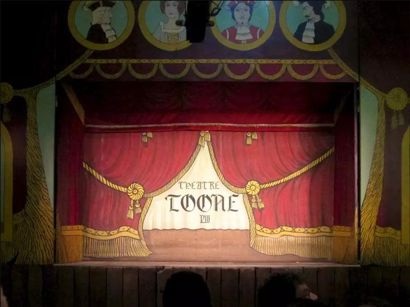 Koninklijk Poppentheater Toone