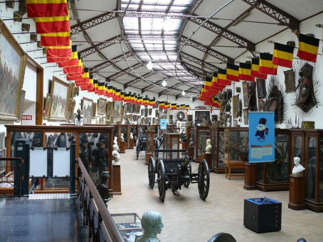 Legermuseum - wapens