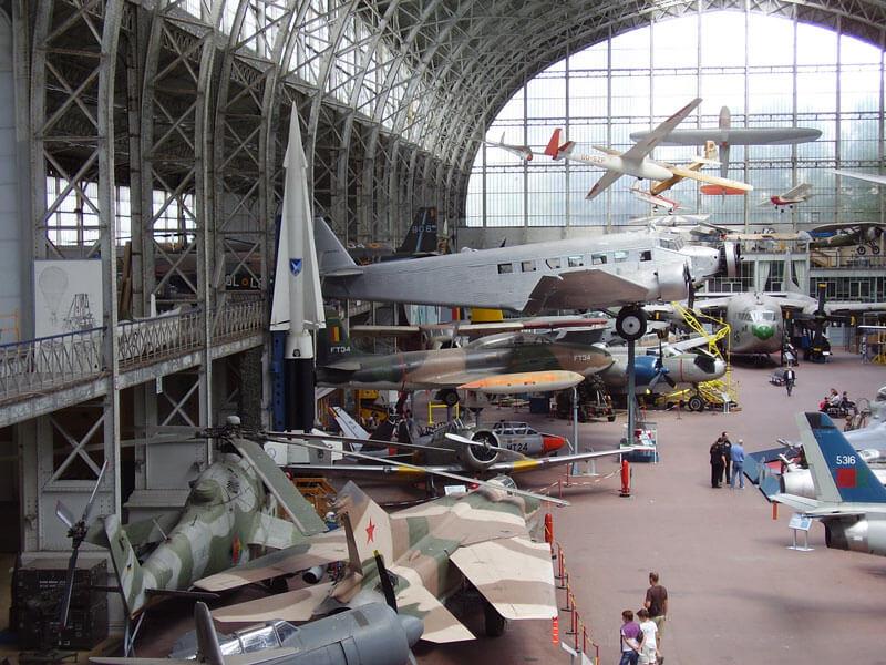Legermuseum - luchtvaart